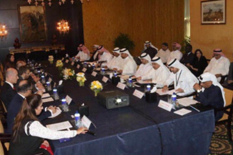 Fourth GCC-EU Workshop